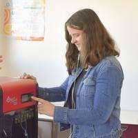 Tech's 3D Printer Arrives